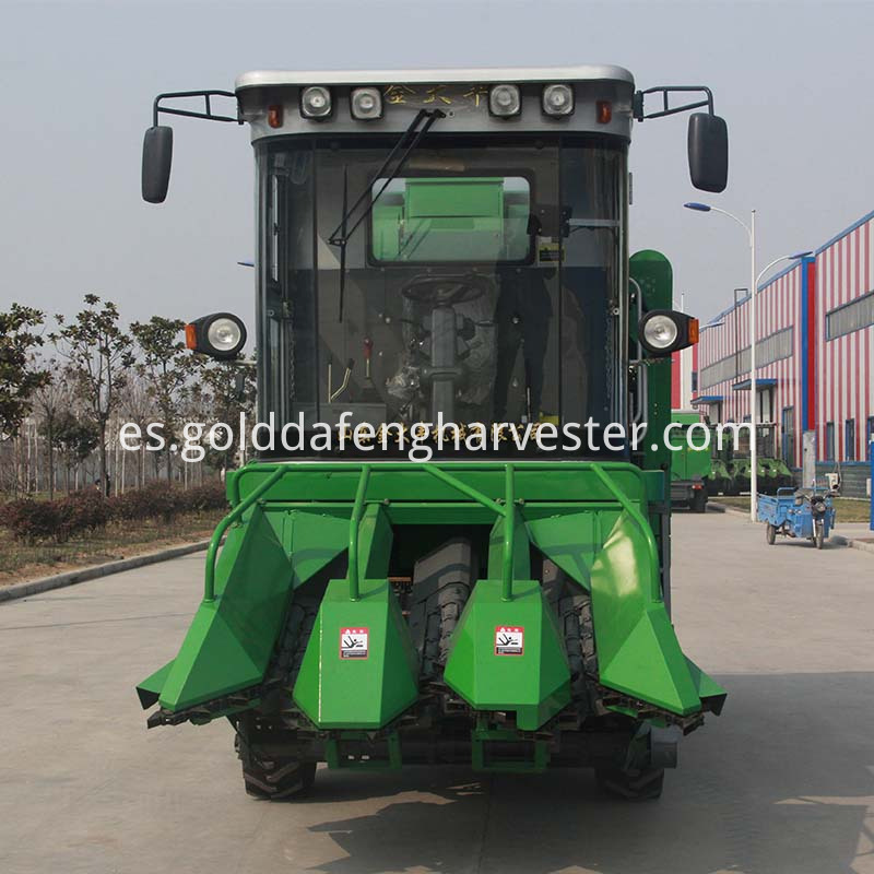 MAIZE CUTTING PICKER