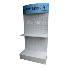 Avec One Extral Shelving Pegboard Display Rack