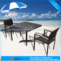 A - coffee shop set ps-wood tea table set seater 646+8604