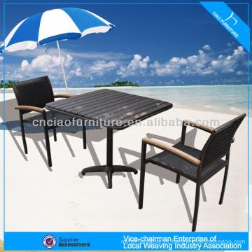 A - conjunto de café ps-wood mesa de chá conjunto de lugares 646 + 8604