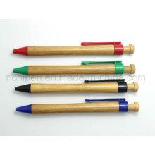Pluma de bambú hacia fuera simple para la oficina y las fuentes de la escuela