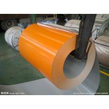 Bobines enroulées en couleur PPGI / PPGL populaires