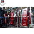 PHIPULO Mais Recente Projeto Personalizado Vários Estilos de Entrada de Segurança Preço da Porta de Aço