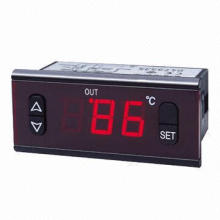 Thermostat Heat Control, Water-resistant Panel/Super Thin
