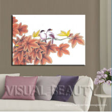 Modern Pink Trees Canvas Art Prints Dropship