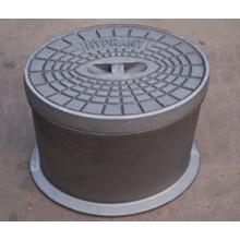 China Hersteller Ductile Iron Manhole Cover