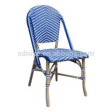 DC-(143) Modern cheap wicker rattan chairs/ coloured wicker chairs