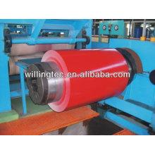 Cor galvanizado Bobinas de aço laminadas a frio de alta qualidade preço competitivo