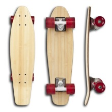 Бамбуковый скейтборд (SKB-22)