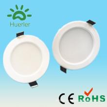 2014 новые белые тонкие светодиодные потолочные светильники 100-240v 4 дюйма smd5730 светодиодные светильники малайзия 9w