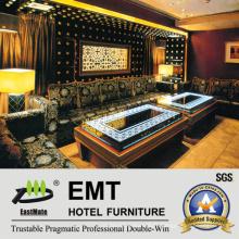 Ensemble de canapé KTV pour canapé de style moderne de style nocturne (EMT-KTV06)