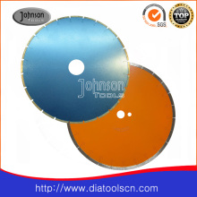 Diamond Tool: Sintered Saw Blade with Laser Cut J Slot