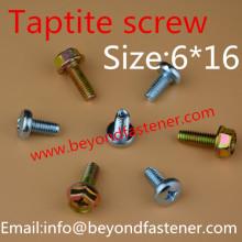 Hex Bolts Taptite Screw Torx Screw