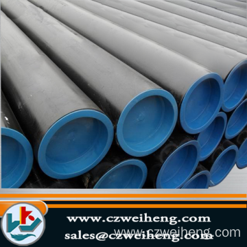 High Efficiency Factory for Galvanized Seamless Steel Pipe Carbon seamless steel pipe A106Gr.B supply to Sierra Leone Manufacturer