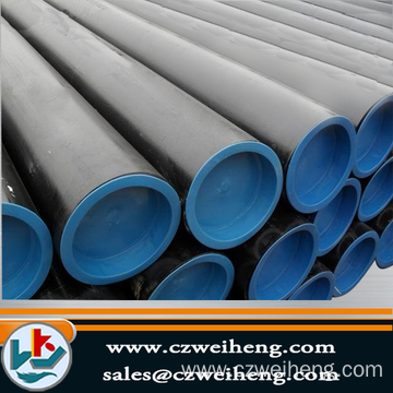 Customized for Galvanised Steel Pipe Api 5l X42 Psl1/psl2 Welded Erw Steel Pipe supply to Morocco Exporter