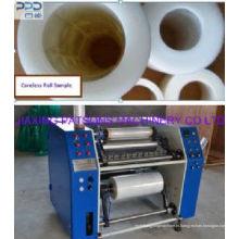 Alta Qualidade Coreless Stretch Film Rewinder & Slitter maquinaria