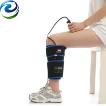 Portable Cryotherapy Machine Calf Cold Pack Nylon Wrap
