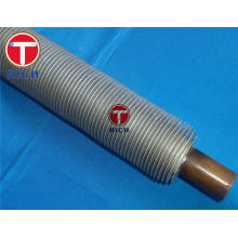 Annealed Seamless Heat Exchanger Finned Aluminum Tubing