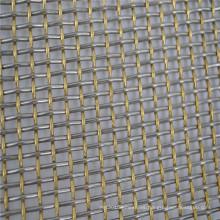 Malla de alambre del filtro del acero inoxidable 201,304,316,316L para minar