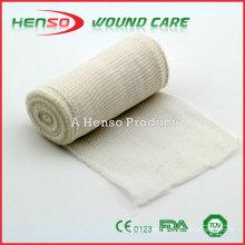 HENSO Hot Sale elástico blanqueado grueso PBT vendaje
