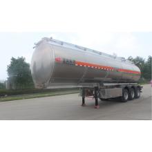 Fuel Oil Diesel Aluminum Tanker Trailer