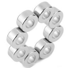 Permanent Sintered Strong Neodymium Ring Magnet (UNI-Ring-oo6)