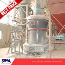 Indonesia usó trituradora de escoria para planta de acero para feldespato de potasio