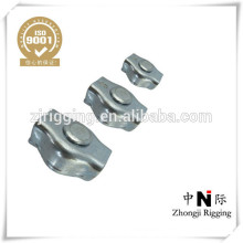 Stainless steel simplex fasteners wire rope clips