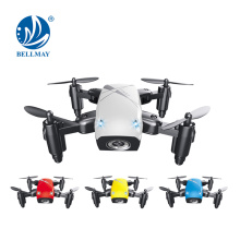 Mini Drohne S9 S9HW Faltbare Pocket Quadcopter mit 480p Kamera WIFI App Control ein Schlüssel Return & Headless-Modus