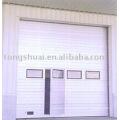 vertical lifting door