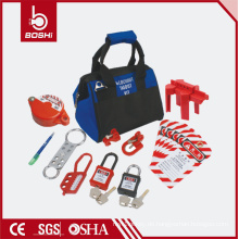 Kombination Elektrische Sicherheit Gruppe Lockout Kit BD-Z11, LOCKOUT BAG