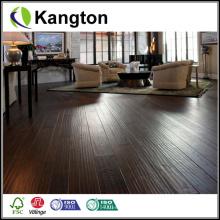 Revestimento de madeira projetado Hickory Natural Handsraped (piso de madeira Engineered)