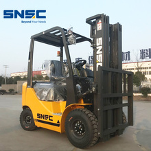 SNSC 1.5Ton LPG GAZ Powered Forklift