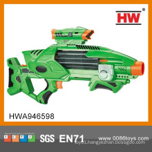 Soft Bullet Electronic Toy Battery Operated Gun with Bullets