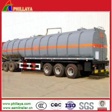 Bitumen Tanke Asphalt Tanker Trailer mit Volumen Optional