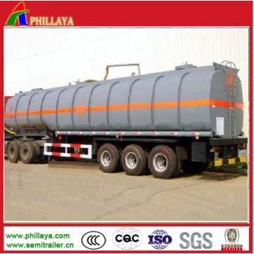 Bitumen Tanke Asphalt Tanker Trailer mit Volumen Optional