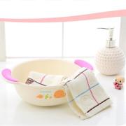 Lavabo lindo de la limpieza del lavabo del bebé plástico
