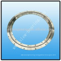 Single row crossed roller slewing bearing with ungear
