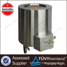 Professional Stainless Steel Tan 600/900 Gas tandoori clay oven