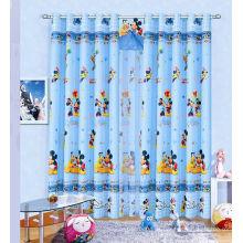 China encantadora cortina de patrones de niños
