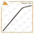Eco-friendly Titanium 200mm Length Straw