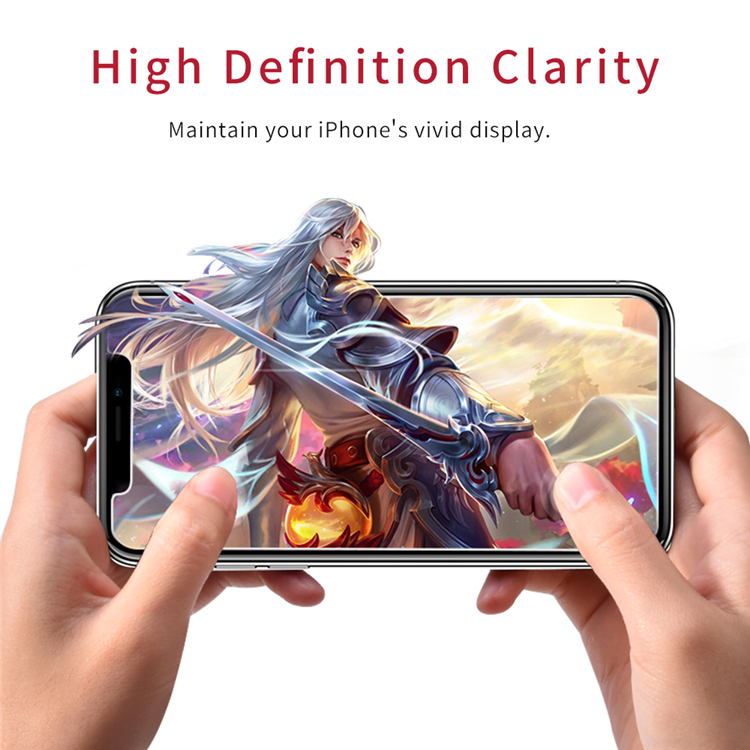 2.5D HD Tempered Glass