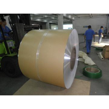 Термоизоляционный алюминиевый корпус для облицовочной масляной трубы