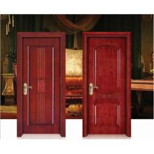 Puerta de madera sólida especial de lujo