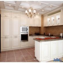 Pole 2016 Armario de cocina de PVC blanco