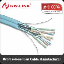 Shenzhen fábrica de cable de red precio de fábrica 24AWG Cable de comunicación