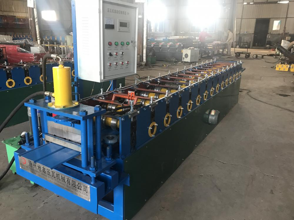 Jubin Ceiling Drop Galvanized Roll Rolling Machine
