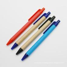 2015 Рециркулирует бумажный шарик ручка с зажимом (ХL-11511)