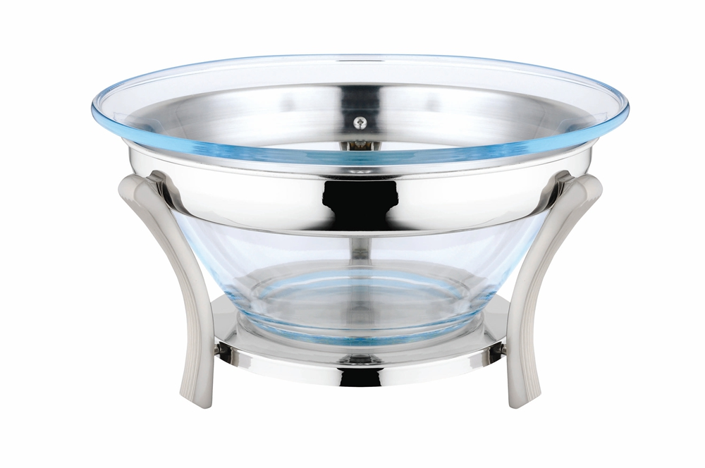 Salad Bowl Chafer Catering Food Warmer Dish Tray