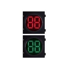 2 - Semáforo de cuenta atrás digital 300mm LED semáforo